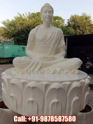 Gautam Buddha - 7ft Sculpture