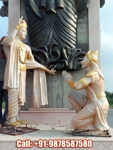 Gita Updesh Sculpture