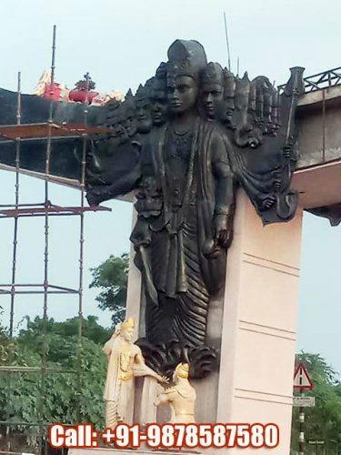 Krishna Virat Roop Gita Updesh
