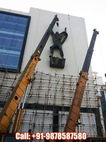 40ft Statue for Mall Beautification