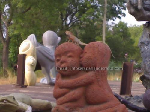 stone sculpture chandigarh