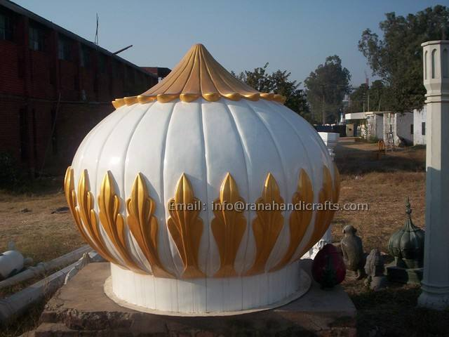 Gurdwara Dome 4feet