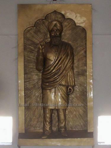 Sikh Mural