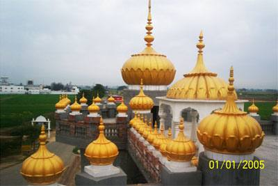 Gumbad & Domes