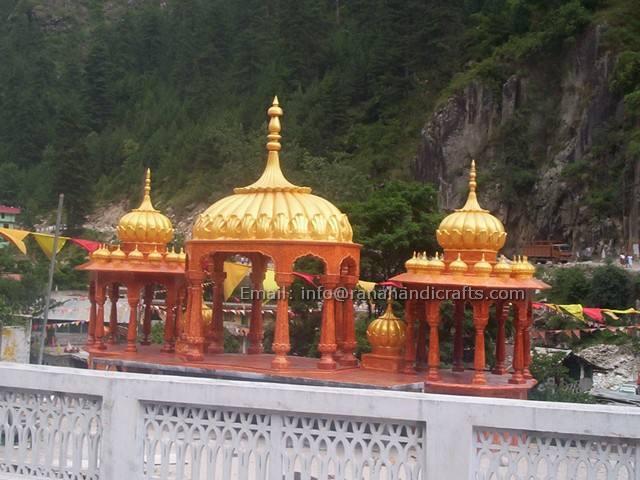 Darshani Deori Palki at Manikaran Sahib