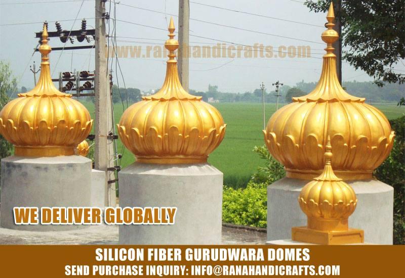 Gurudwara Domes