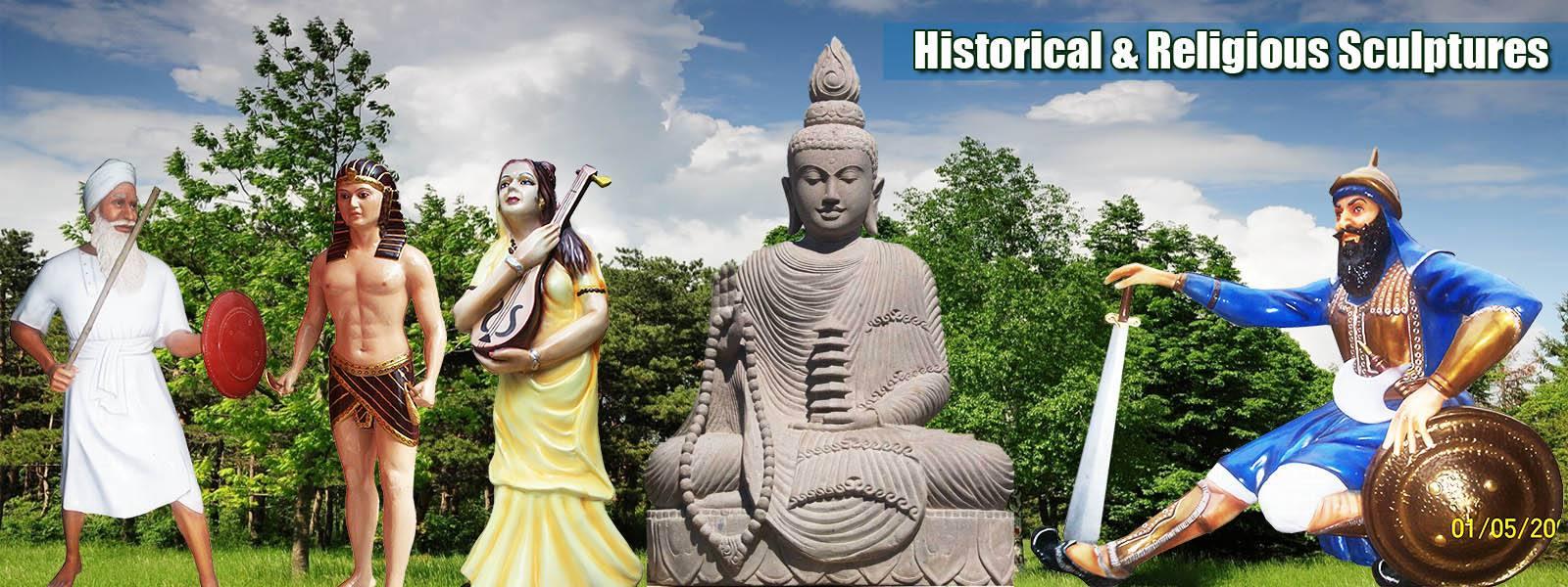 Historical Sculptures
