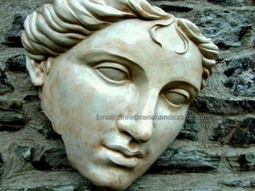 Art Sculpture Face