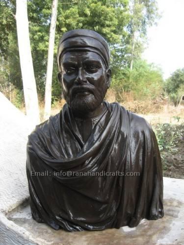 Shivaji Sculpture