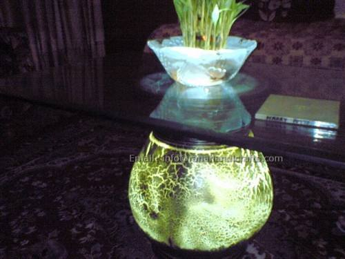 fiberglass pot