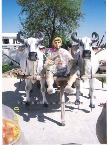 bullock cart punjab