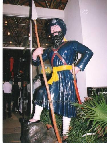 nihang singh sculpture