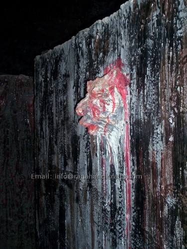 evil sculpture