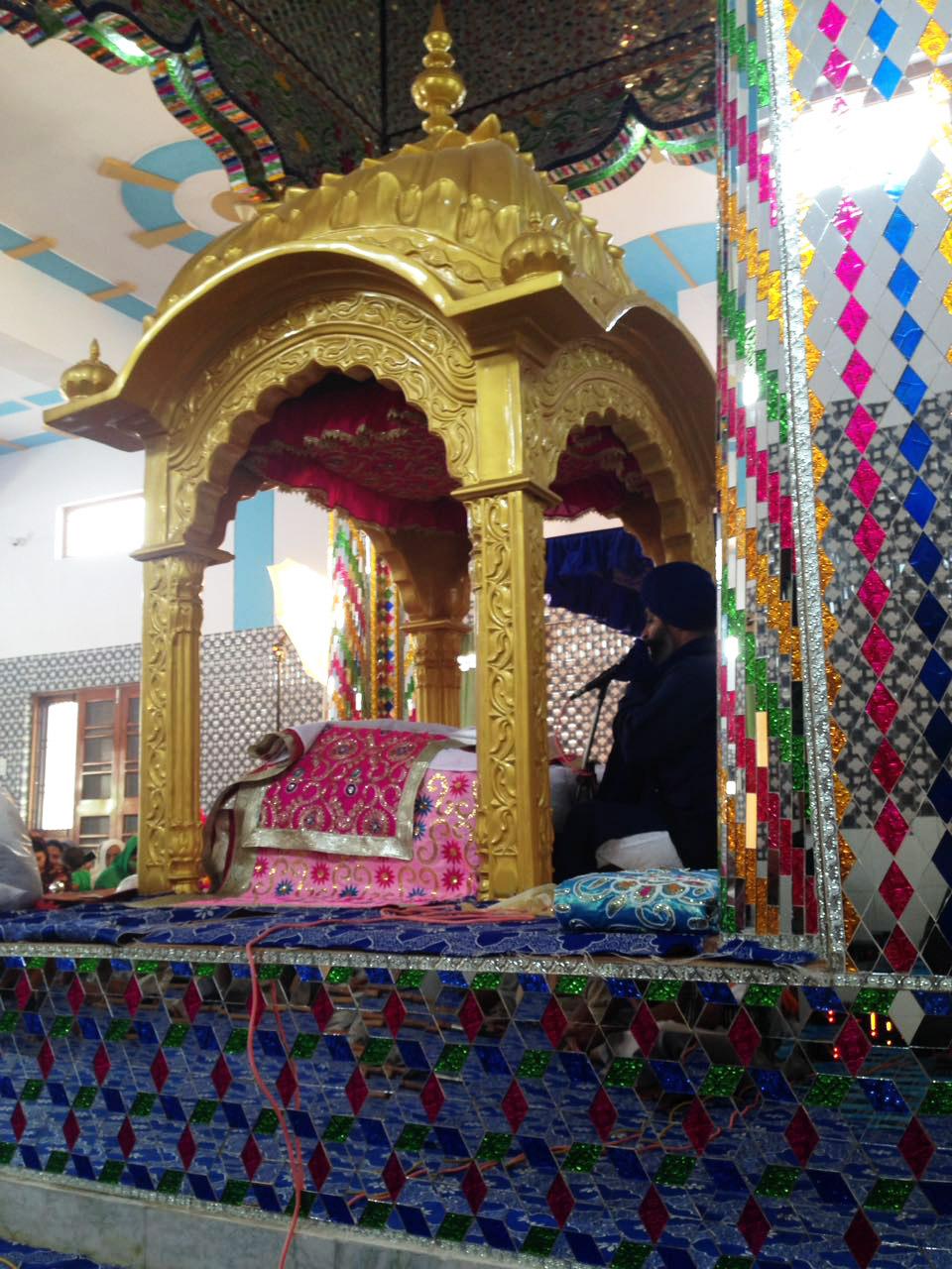 Palki Sahib in Hoshiarpur