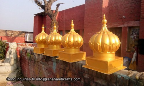 Golden-Domes