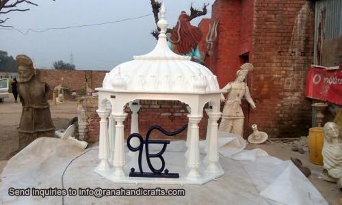 Modular-Palki-Sahib-For-Front-Gate-For-A-Gurdwara-Sahib