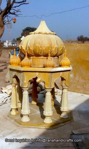 Palki-Sahib-Making