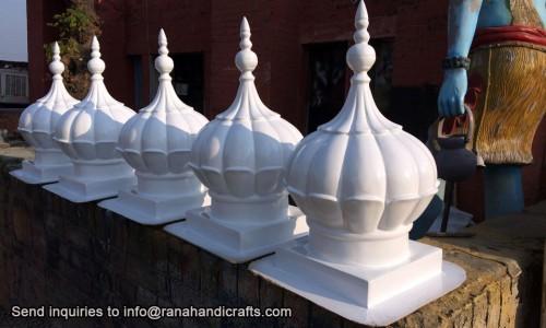White-Domes
