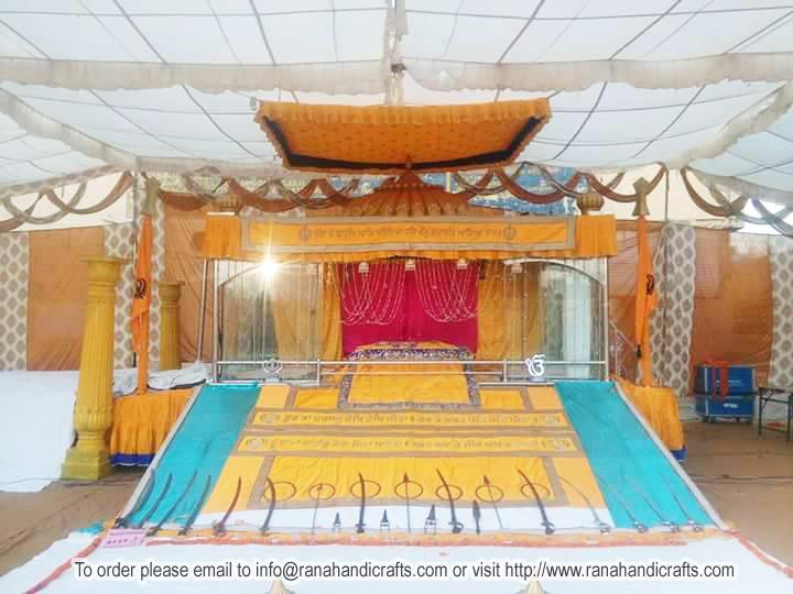 Nagar Kirtan Palki Sahib
