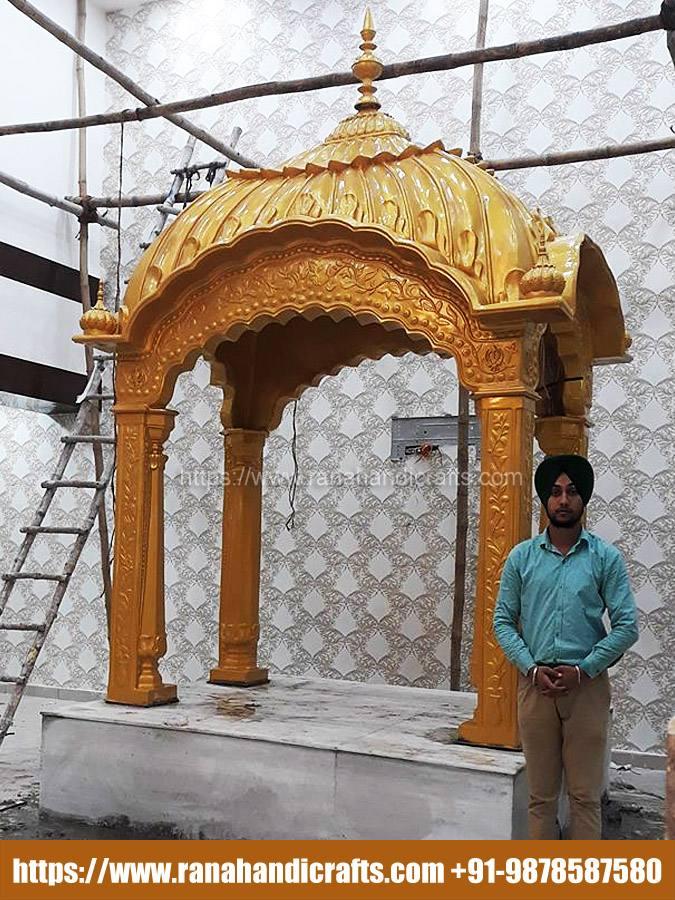Palki Sahib Code PK1 with Uday Veer Singh Rana