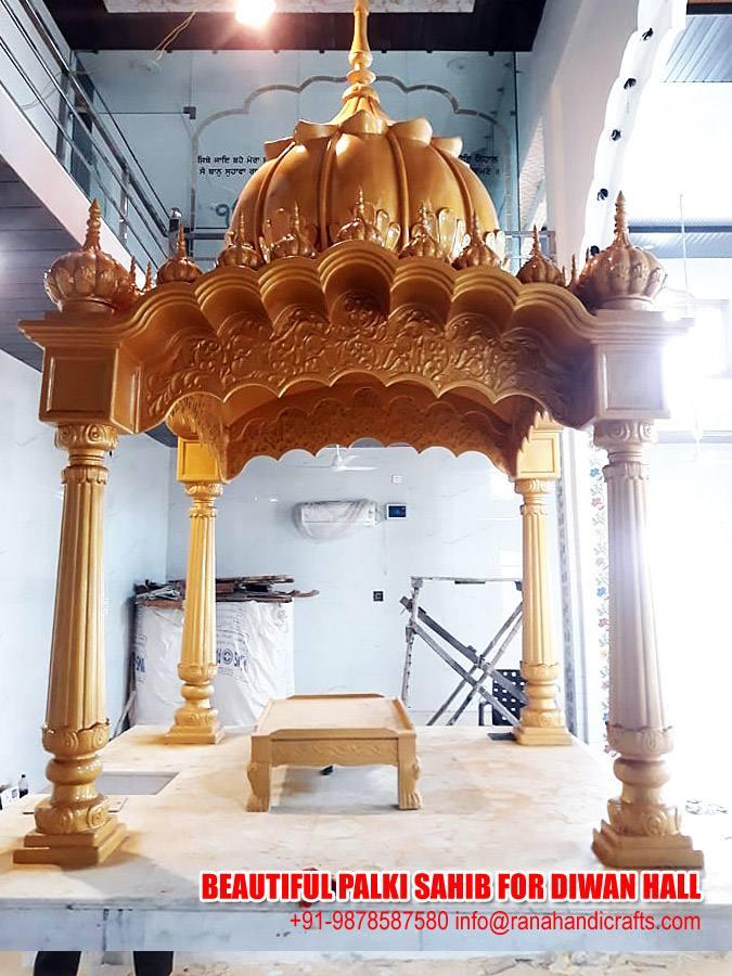 Best Palki Sahib Design