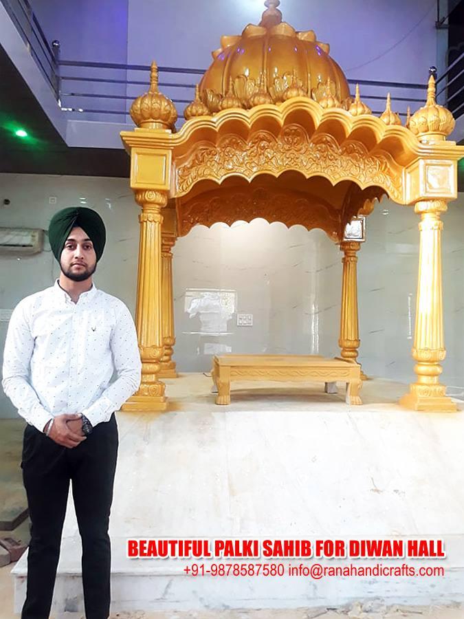 Best Palki Sahib with Uday Veer Singh Rana