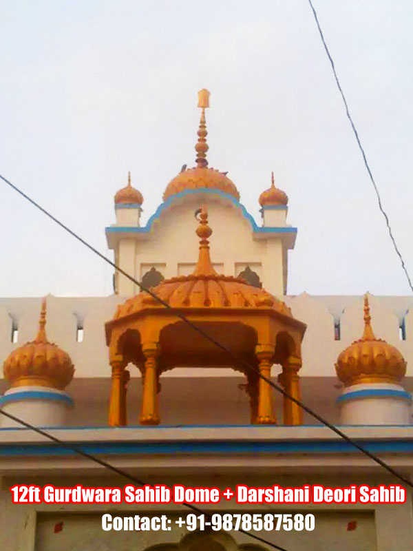 Complete Installations for Gurdwara Sahib