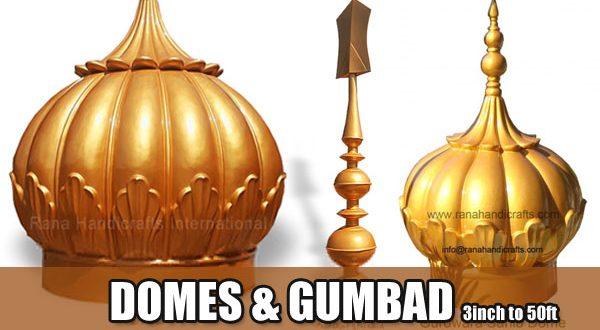 Gurdwara Domes Gumbad