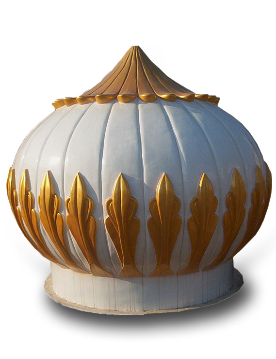 Gurdwara Dome