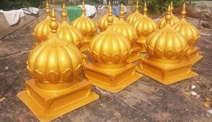 Gurdwara Domes