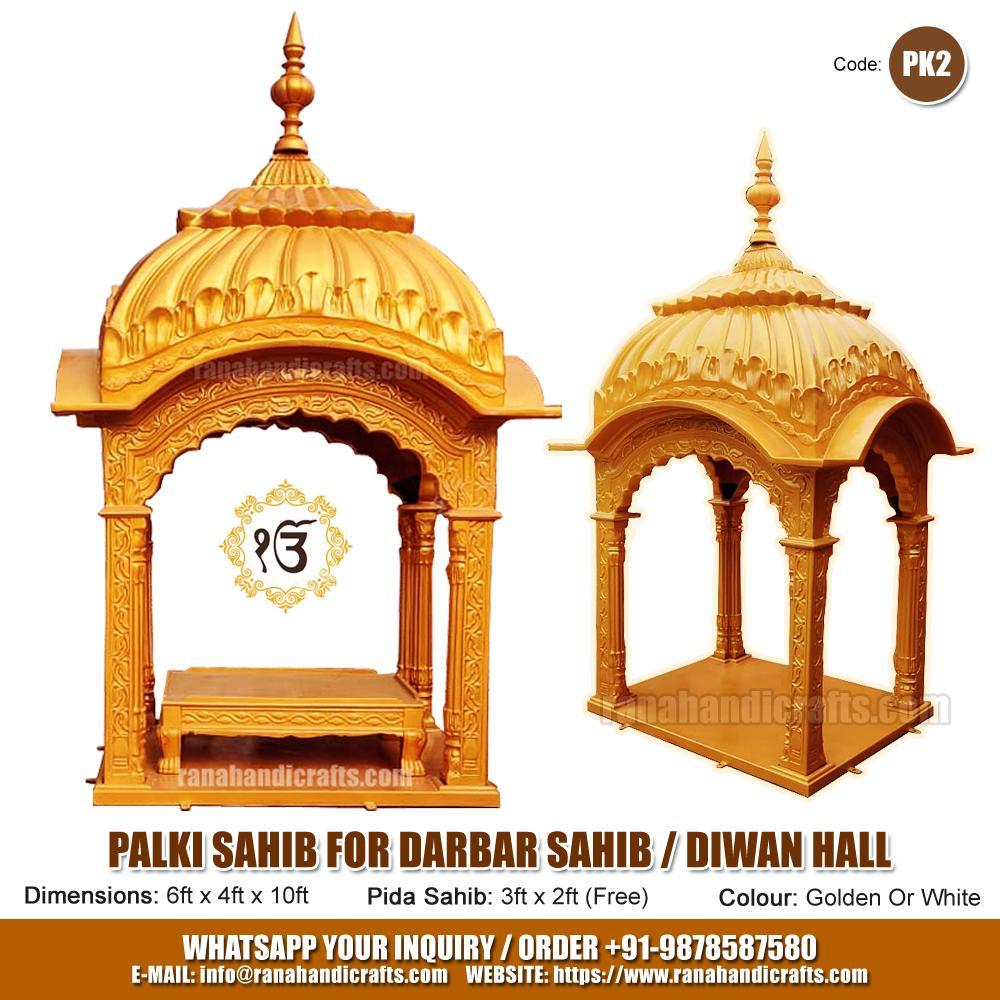 Palki Sahib PK2 (6ftx4ftx10ft)