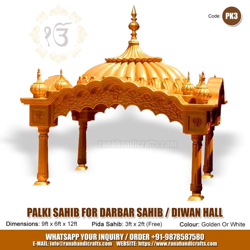 Palki Sahib PK3 (9ftx6ftx12ft)