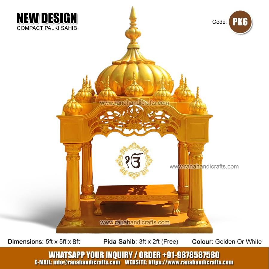 New Design Palki Sahib PK6
